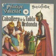 Tebeos: PRINCIPE VALIENTE: CABALLERO DE LA TABLA REDONDA, 1959, EDITORIAL MATEU, BUEN ESTADO. Lote 126056223