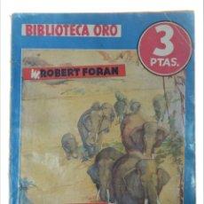 Tebeos: EDITORIAL MOLINO TRES EJEMPLARES BIBLIOTECA ORO 1935-1935-1946. Lote 126266699