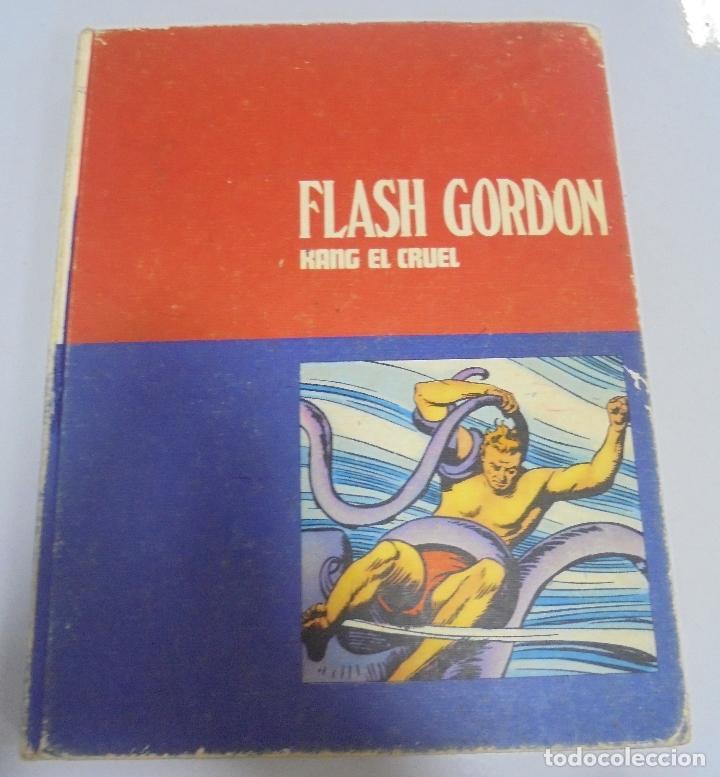 FLASH GORDON. Nº 3 DE HEROES DEL COMIC. KANG EL CRUEL. 1972. BURU LAN EDICIONES (Tebeos y Comics - Tebeos Otras Editoriales Clásicas)