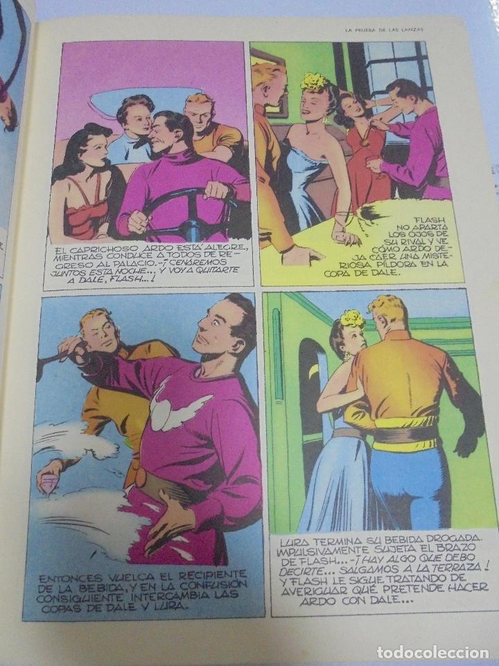Tebeos: FLASH GORDON. Nº 3 DE HEROES DEL COMIC. KANG EL CRUEL. 1972. BURU LAN EDICIONES - Foto 2 - 126528191