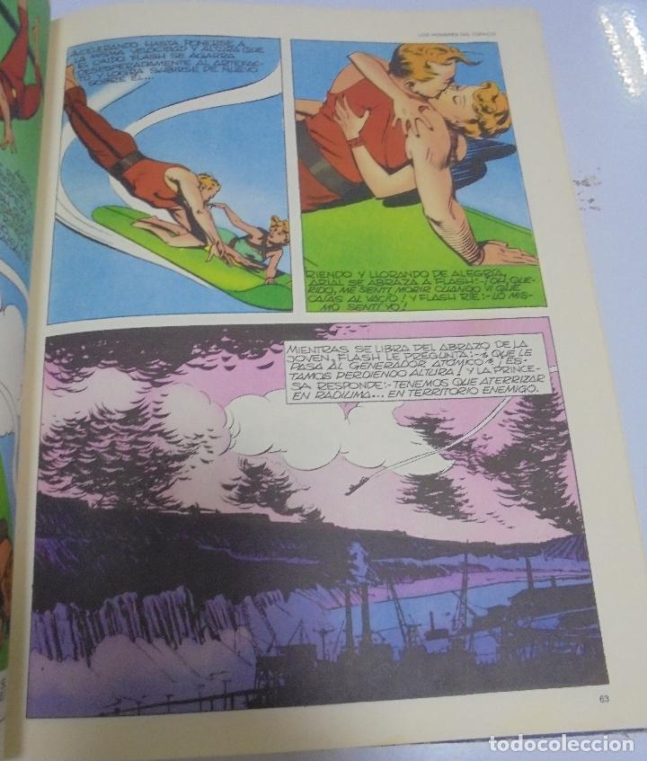 Tebeos: FLASH GORDON. Nº 3 DE HEROES DEL COMIC. KANG EL CRUEL. 1972. BURU LAN EDICIONES - Foto 3 - 126528191