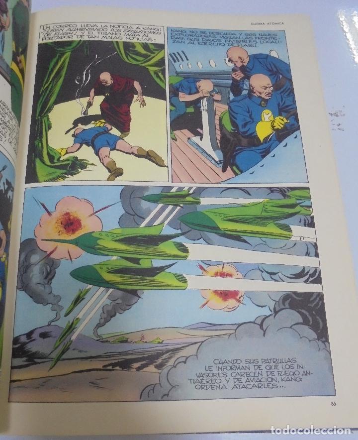 Tebeos: FLASH GORDON. Nº 3 DE HEROES DEL COMIC. KANG EL CRUEL. 1972. BURU LAN EDICIONES - Foto 4 - 126528191