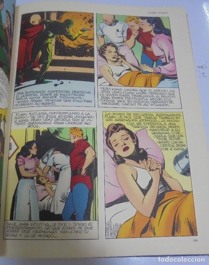 Tebeos: FLASH GORDON. Nº 3 DE HEROES DEL COMIC. KANG EL CRUEL. 1972. BURU LAN EDICIONES - Foto 5 - 126528191