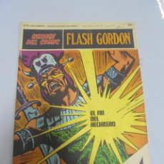 Livros de Banda Desenhada: HEROES DEL COMIC. FLASH GORDON. Nº 54. EL FIN DEL HECHICERO. BURU LAN. Lote 126528367