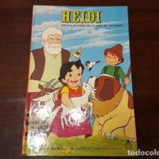 Tebeos: LIBRO HEIDI - EDICION ESPECIAL SAGRADA FAMILIA. Lote 126550307