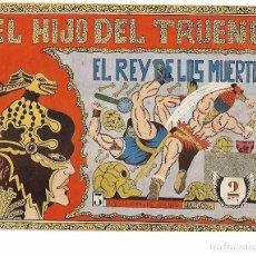Tebeos: EL HIJO DEL TRUENO Nº 3 - EDITORIAL ROEN 1964 EN MUY BUEN ESTADO- LEER. Lote 126780819