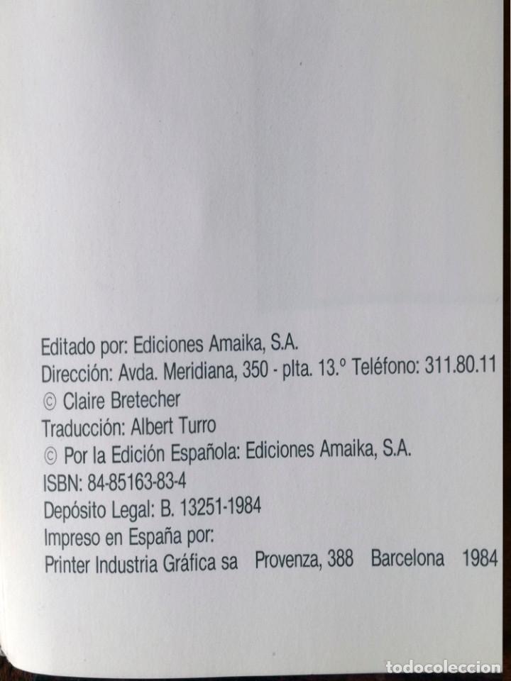 Tebeos: LA APASIONADA VIDA DE TERESA DE JESUS-CLAIRE BRETECHER-AMAIKA nuevo 1984 - Foto 2 - 127120895