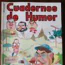 Tebeos: CUADERNOS DE HUMOR NÚM 3 CON LOS MEJORES HUMORISTAS 1990 NUEVO. Lote 127149063