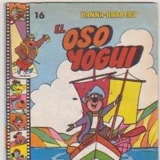 Tebeos: EL OSO YOGUI Nº 16.. Lote 127237226