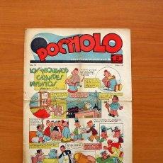 Tebeos: POCHOLO, Nº 247 - EDITORIAL S. VIVES 1930 - TAMAÑO 39X29. Lote 127649771