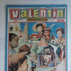 Tebeos: VALENTIN TIN TAN Nº 175 - 1963. Lote 127882723