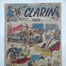 Tebeos: CLARIN Nº 32 - 1950. Lote 127967203