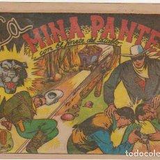 Tebeos: EL JINETE DEL DIABLO Nº 3. LERSO 1946. SIN ABRIR. ¡IMPECABLE! MUY RARA ASÍ.. Lote 128635419