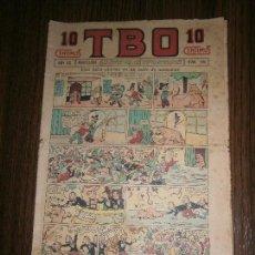 Tebeos: TBO GUERRA CIVIL BARCELONA 26 DE FEBRERO DEL 1936 Nº976 ORIGINAL 10 CENT. Lote 130574998