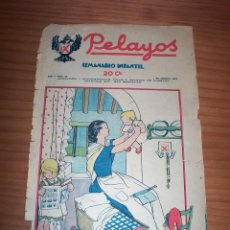 Livros de Banda Desenhada: PELAYOS - SÓLO PORTADA - NÚMERO 32. Lote 131119456
