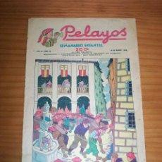 Tebeos: PELAYOS - NÚMERO 58 - AÑO 1938. Lote 131187812