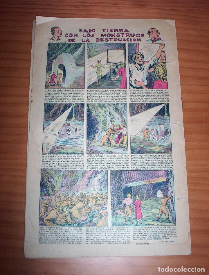 Tebeos: PELAYOS - NÚMERO 58 - AÑO 1938 - Foto 7 - 131187812