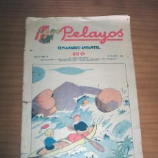 Livros de Banda Desenhada: PELAYOS - SÓLO PORTADAS - NÚMERO 70 - AÑO 1938. Lote 131191168