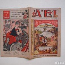 Livros de Banda Desenhada: AEI - PERIÓDICO INFANTIL DE CUENTOS E HISTORIETAS - Nº 23 - EDITORIAL EL GATO NEGRO - 1925 . Lote 131287655