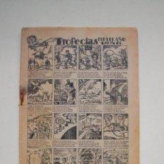 Tebeos: ALMANAQUE PARA TBO - PRIMERA EPOCA - EDITORIAL BUIGAS 1936. Lote 131291243