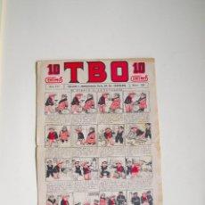 Tebeos: TBO Nº 781 - AÑO XVI - PRIMERA EPOCA - EDITORIAL BUIGAS 1928. Lote 131293475