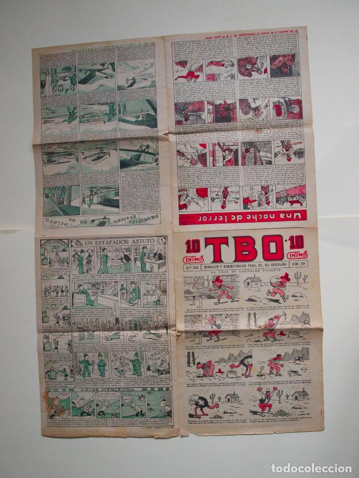 Tebeos: TBO Nº 855 - AÑO XVII - PRIMERA EPOCA - EDITORIAL BUIGAS 1928 - Foto 2 - 131295899