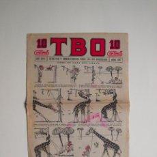 Tebeos: TBO Nº 874 - AÑO XVIII - PRIMERA EPOCA - EDITORIAL BUIGAS 1928. Lote 131296219