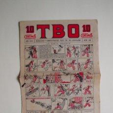 Tebeos: TBO Nº 885 - AÑO XVIII - PRIMERA EPOCA - EDITORIAL BUIGAS 1928. Lote 131296459