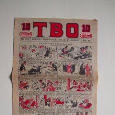 Tebeos: TBO Nº 908 - AÑO XVIII - PRIMERA EPOCA - EDITORIAL BUIGAS 1928. Lote 131296731