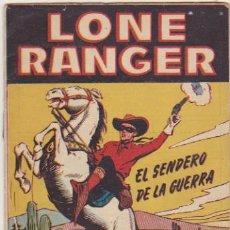 Tebeos: LONE RANGER Nº 2. HISPANO AMERICANA 1949. Lote 131344862