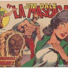 Tebeos: JIM DALE, LA MÁSCARA Nº 5. CREO 1961. SIN ABRIR. Lote 131346279