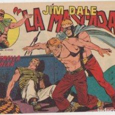 Tebeos: JIM DALE, LA MÁSCARA Nº 6. CREO 1961. SIN ABRIR. Lote 131346287