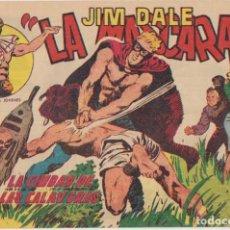 Tebeos: JIM DALE, LA MÁSCARA Nº 8. CREO 1961. SIN ABRIR. Lote 131346291