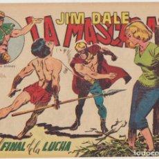 Tebeos: JIM DALE, LA MÁSCARA Nº 10. CREO 1961. SIN ABRIR. Lote 131346350