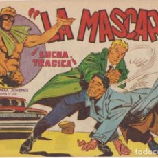 Tebeos: JIM DALE, LA MÁSCARA Nº 1. CREO 1961. Lote 131346366