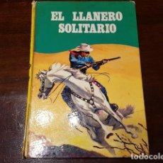 Tebeos: COMIC - EL LLANERO SOLITARIO. EDICIONES LAIDA - FHER, 1972. COLECCIÓN JUVENIL TELEXITO. Lote 131820250