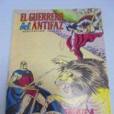 Tebeos: PUBLICACION JUVENIL. EL GUERRERO DEL ANTIFAZ. Nº 295. FRENTE A LAS FIERAS. Lote 132063666