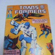 Tebeos: COMIC FORUM. TRANSFORMERS. Nº 21. MEGATRON LUCHA POR SU VIDA!. Lote 132064694
