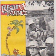 Giornalini: FLECHA Y BLANCO Nº 2. AÑO 1955. Lote 132297989