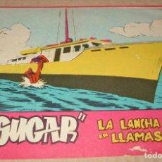 Tebeos: SUGAR Nº 61 - ÚLTIMO - 1964 - MUY BUEN ESTADO. Lote 132375334