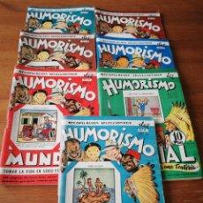 Tebeos: LOTE DE 7 COMICS HUMORISMO MUNDIAL. . Lote 132471666