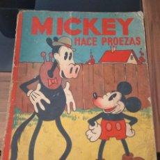 Tebeos: MICKEY HACE PROEZAS (1935). Lote 133938693