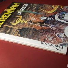 Tebeos: EXCELENTE ESTADO LA SECTA 6 JEREMIAH EDICIONES JUNIOR. Lote 134092277