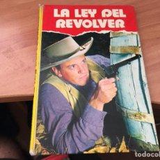 Tebeos: LA LEY DEL REVOLVER ( ED LAIDA) (COIM5). Lote 134110358