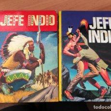 Tebeos: JEFE INDIO. LOTE ( ED LAIDA) (COIM5). Lote 134110682