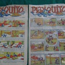 Livros de Banda Desenhada: DOS PORTADAS PERIQUITO 171 218 CARP BIBLIOTECA. Lote 134137362