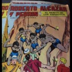 Tebeos: 165 TEBEOS DE ROBERTO ALCAZAR Y PEDRIN. Lote 134137475