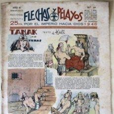 Tebeos: SEMANARIO NACIONAL N°64 FLECHAS Y PELAYOS 1938. Lote 134138531
