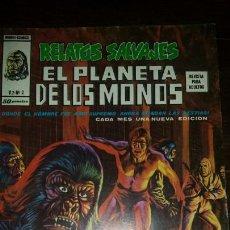 Tebeos: RELATOS SALVAJES EL PLANETA DE LOS MONOS. Lote 134554103