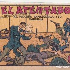 Tebeos: LA PANDILLA DE LOS SIETE Nº 12. VALENCIANA 1945.. Lote 134724191